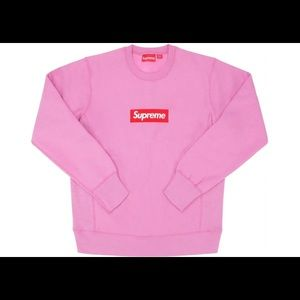 Supreme crewneck sweater